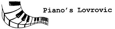Piano's Lovrovic logo